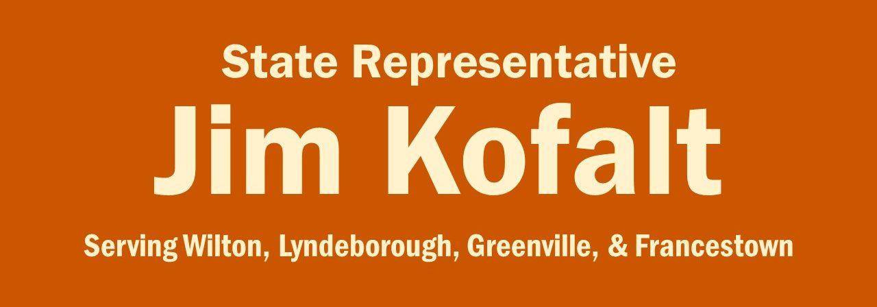 State Representative Jim Kofalt